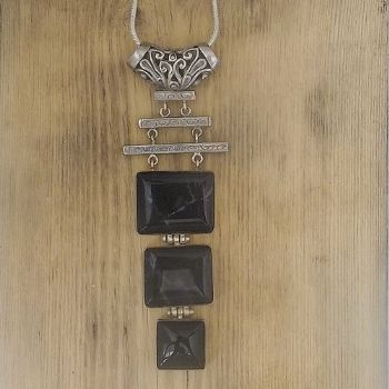 Designer Black Onyx Pendant